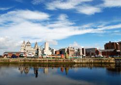 Liverpool, England (Photo: iStockPhoto/ilbusca)