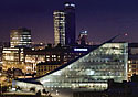 Night in Manchester, England (Photo: VisitManchester.com)