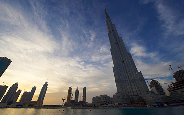 United Arab Emirates: Dubai World's Tallest Building (Photo: Thinkstock/iStockphoto)