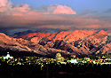 Salt Lake City, Utah, at dusk (Photo: Steve Greenwood/Salt Lake Convention & Visitors Bureau)