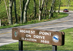 Skyline Drive, Shenandoah National Park (Photo: Visitshenandoah.com)