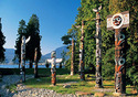 Totem poles in Stanley Park (Photo: Tourism Vancouver/Al Harvey)