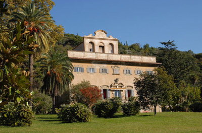 Italy: Villa of Corliano