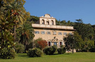 Italy: Villa of Corliano