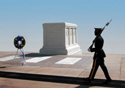 Arlington Cemetery, Virginia (Photo: iStockphoto/Jason Maehl)