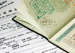 Visa Application and Passport (Photo: iStockPhoto/Hande Yuce)