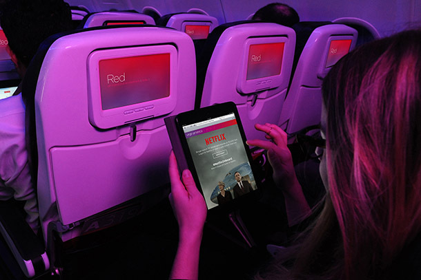 Why Virgin America's #NetflixOnboard Is a Bigger Deal Than You Realize
