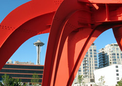 "<h2>Seattle, Washington</h2> Copy Editor Carl Unger was pleasantly surprised by <a href=""http://www.visitseattle.org/"" target=""_blank"">Seattle's</a> cheap eats and glorious weather last May. ""It turned out to be an amazing walking city, which you wouldn't expect because it has a reputation for bad weather,"" he says ""We walked and walked all over, finding tons of great places to eat for cheap, including the Crumpet Shop, Hattie's Hat, Bimbo's Bitchin Burrito Kitchen, <a href=""http://www.ddir.com/""target=""_blank"">Dick's Drive-In</a>, and <a href=""http://www.beechershandmadecheese.com/""target=""_blank"">Beecher's Handmade Cheese</a>. We also made use of the endless produce at <a href=""http://www.pikeplacemarket.org""target=""_blank"">Pike Place Market</a> and took picnics. We spent four very enjoyable days there and really didn't spend too much money.""  To search for flights and compare prices to Seattle, use our <a href=""http://www.smartertravel.com/compare-prices/flights/?arrival_city=SEA"">price-comparison tool</a>.  (Photo: Carl Unger)"