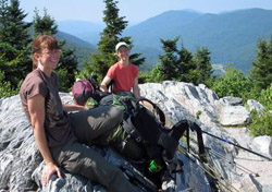 Hiking with Wildside Adventures (Photo:  Wildside Adventures)
