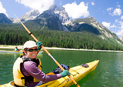 Kayaking in Grand Teton National Park with O.A.R.S (Photo: O.A.R.S)