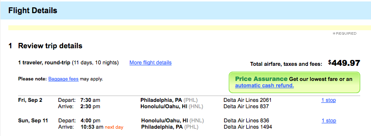 how to find cheap airfare to hawaii
