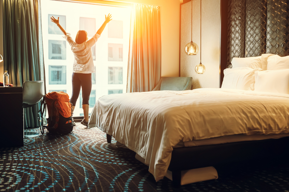 7 Tips to Make Your Hotel Feel More Like Home