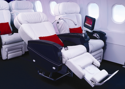 Upgrading To A More Comfortable Airline Seat May Cost Less
