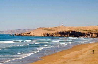 Morocco Agadir Beach