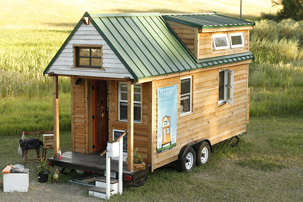 tiny mobile houses. Mario thinks that once some states figure out how to identify exactly what  a tiny home is others will follow A lot of cities are waiting see What It s Really Like Live and Travel in Tiny House HuffPost
